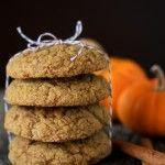Pumpkin Molasses Cookies | My Baking Addiction