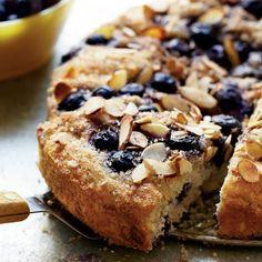 13 Best Coffee Cake Recipes: Blueberry Coffee Cake