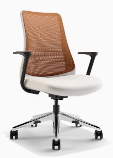 genie task chair by via black on black runs about 325 pretty cost effective - Conference Room Chairs