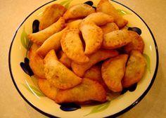 Patties (Deep fried pastries) : Sri Lanka Recipes : Malini's Kitchen