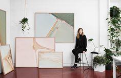 Brooke Holm · Salt and Sky — The Design Files | Australia's most popular design blog.