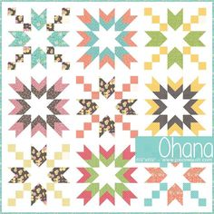 Why Ohana? Ohana means family in the Hawaiian culture. No, I'm not from Hawaii, and I have only been to visit a couple of times, however my family has some pretty strong Hawaiian ties. When my mom was