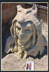 San Diego Sand Castle Competition& 3D Sand Art! Aug 31-Sept 3-if you are in CA don't miss this!