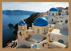 Santorini Greece - beautiful!