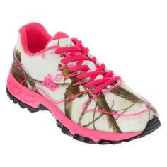 Realtree Snow Camo Mamba Womens Athletic Shoes $49.99 #Realtreecamo