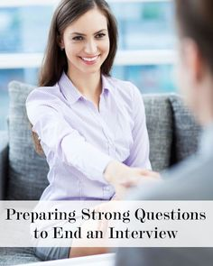 Popular on #LEVO | Preparing Strong Questions to End an Interview | #levoleague #articles | Interview Tips