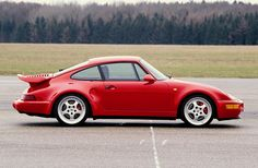 1994 Porsche 911 Turbo S 3.6 Flatnose (964) - 1 of 76 .....one of my top ten favorite cars!!