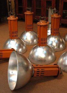 Industrial factory SABIR 1 Mazda lamps