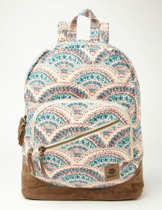 Roxy backpack / mochila