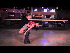 Country Dancing - Swing, Aerials, Flips, Waterfall, Candlestick, Dips, Slides, Butt Spin. - YouTube