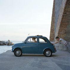 Fiat500 couple shooting #Italia #Photography