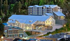 You will enjoy everything about the Deadwood Mountain Grand a Holiday Inn…