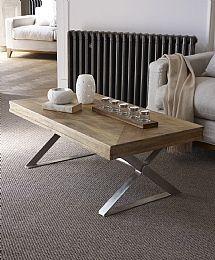 Artisan Cross Legged Coffee Table