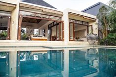 Villa in Ubud, Indonesia. A private luxurious 3-bedrooms Villa in the heart of Ubud. If you're looking for a place to rejuvenate your mind, relax your soul, and heal your body, then look no further! Enjoy a private massage overlooking the lush garden and volcano, cool-off ...