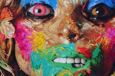 "ASHLEY BICKERTON ""THE WOMEN"" at Cardi Black Box Gallery, Milan"