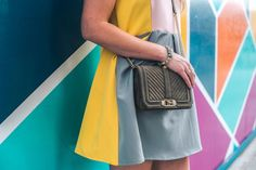 The Cutest $22 Colorblock Dress I Ever Bought + Favorite TV Shows | Style in a Small Town