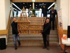 Filière bois : un vent d'optimisme souffle à Besançon Forum bois construction, 10 et 11 avril 2014, Besançon