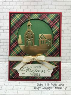 Stampin' Up! Merry Christmas Blog Hop – Stamp It Up with Jaimie