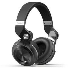 Bluedio T2S(Shooting Brake) Bluetooth stereo headphones wireless headphones Bluetooth 4.1 headset over the Ear headphones - 10 MINUS