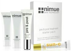 Nimue Pre&post serum regulates water loss and reinforces the skin's natural barrier! It's a perfect travel kit for who wants to keep the skin glowing despite the stressful effects of travelling! It contains also three other essential products such as: SPF 40,Cleansing Gel and Exfoliating enzyme. #travel #holiday #businesstrip #business #businesswoman #serum #skincare #travelkit