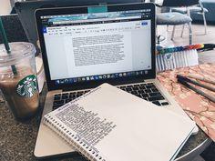STUDYBLR — ramonastudies: 4.25.17 Another Day, Another Paper...