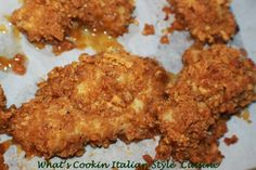 Captain crunch chicken recipe baked