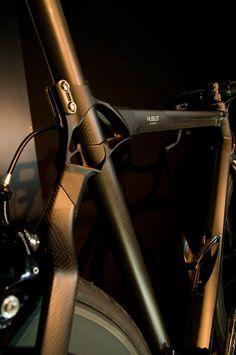 Hublot BMC – All Black Bike