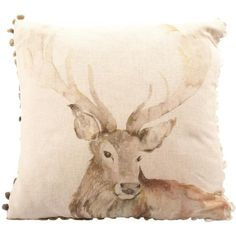 Gregor Cushion (305 NOK) ❤ liked on Polyvore featuring home, home decor, throw pillows, dunedin cashmere and scottish
