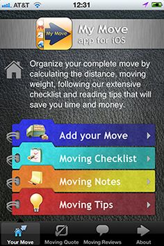 10 Moving Apps Ideas Moving App Moving Checklist