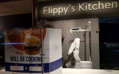 'Flippy' flops: Burger-cooking robot is taken offline after just one day Day And Time, Abc News, Flipping, Robot, Hamburgers, Dog, Cooking, Diy Dog, Kitchen