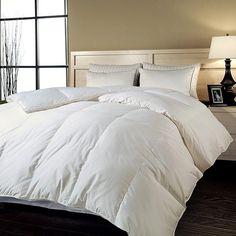 All-Season Down Alternative Comforter - White Down Alternative Comforter - Down Alternative Blanket | HomeDecorators.com
