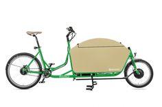 #Cargobike #Lastenrad Rapid mit Messengerbox Radkutsche Mössingen  www.Radkutsche.de