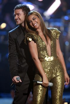 JT and Beyonce perform Motown at Fashion Rocks in 2008