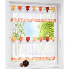 European style bistro window curtain fancy tap top kitchen curtain cafe tier curtain transparent half window curtain
