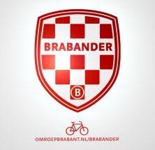 Brabantse Fietssticker