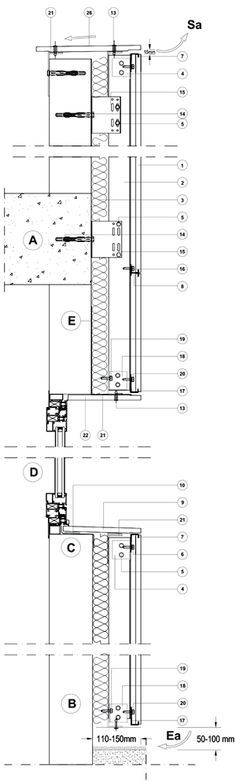 fachada hormigon blanco texturizado detalle - Buscar con Google