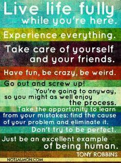 @Christine Kolek www.christinekolek.com Tony Robbins