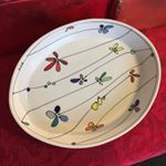 Oval Platter Open today ampm holidayhours freeceramics porcelain pottery functional tray ceramics clay handmade