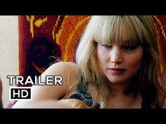 Nuevo tráiler de #Gorriónrojo la nueva película de #JenniferLawrence que se ha podido ver en la #SuperBowl Jennifer Lawrence, Red Sparrow, Movie Trailers, Tv, Youtube, New Movies, Red, Television Set