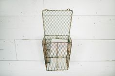 Envelope Wall Basket