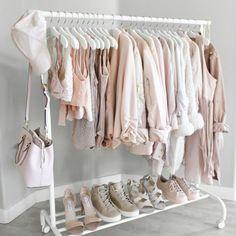 Every classy/preppy girl wardrobe must haves! My New Room, My Room, Dorm Room, Girls Bedroom, Bedroom Decor, Bedroom Inspo, Bedrooms, Aesthetic Room Decor, Dressing Room