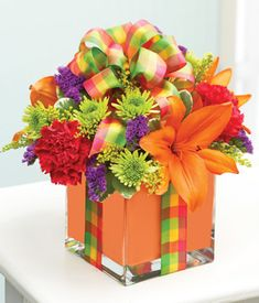 Christmas Floral Arrangements Ideas | Top 10 Birthday Flowers Online for Delivery | The Online Flower Expert ...