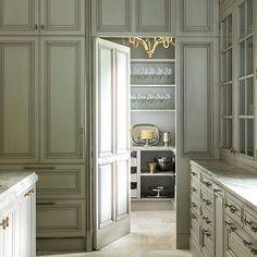 Hidden Pantry Door Ideas