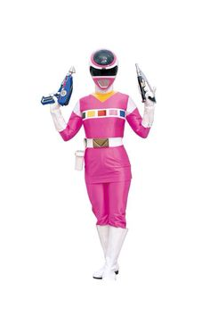 Power Rangers In Space - Pink Ranger