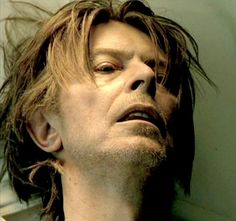 David Bowie in The Hunger