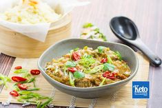 Curries are a fun way to mix up your keto meals. Our Spicy Ketogenic Pork Vindaloo is beautifully tender and very hot - in chili that is! Vindaloo Curry Recipes, Pork Curry Recipe, Spicy Recipes, Pork Recipes, Keto Recipes, Dinner Recipes, Yotam Ottolenghi, Simple Beef Curry, Instant Pot