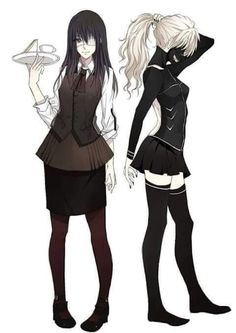 Tokyo Ghoul. Kankei Gender bend