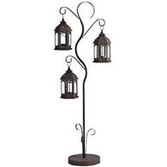 Luminara Lantern   Indoor Use   Ideas? Floor LanternsOutdoor Floor LampsOutdoor  ...