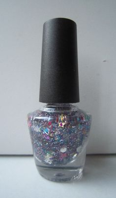 Leftover Mini Bottle Franken Nail Polish by mixinberry on Etsy, $4.00