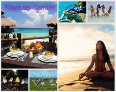 #PlayadelCarmen un lugar maravilloso donde se puede disfrutar a lo máximo de las vacaciones....pueden hacer #Tour, #yoga en la #playa, todas las noches en #antros diferentes, encontrar mujeres en la playa, pasear por la 5 avenida, nadar con las #tortugas y mucho mas...  Los esperamos pronto a rentar su departamento, casa o villa con nosotros www.playamoments.com NO DUDES EN CONTACTARNOS!!!